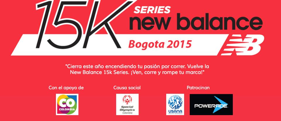new balance colombia 15k
